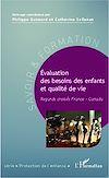 Télécharger le livre :  Évaluation des besoins des enfants et qualité de vie