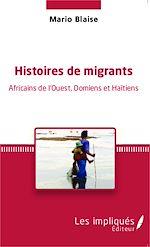 Download this eBook Histoires de migrants