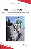 """Télécharger le livre :  Daech - """"Etat islamique"""""""
