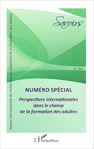 Téléchargez le livre :  Perspectives internationales dans le champ de la formation des adultes