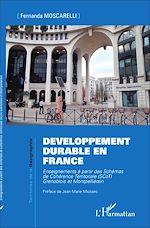 Téléchargez le livre :  Développement durable en France