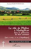 Télécharger le livre :  Le rôle de l'Eglise à Madagascar dans la promotion du bien commun