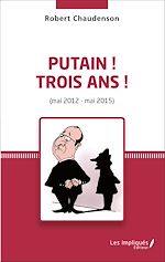 Download this eBook Putain ! Trois ans ! (mai 2012 - mai 2015)