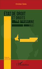 Téléchargez le livre :  État de droit et droits de la personne en Afrique centrale