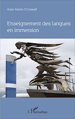 Téléchargez le livre :  Enseignement des langues en immersion