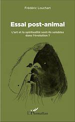 Téléchargez le livre :  Essai post-animal
