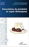 Télécharger le livre :  Innovations de proximité et esprit d'entreprise