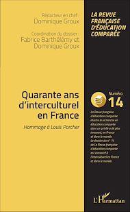 Téléchargez le livre :  Quarante ans d'interculturel en France