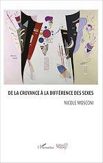 Download this eBook De la croyance à la Différence des sexes