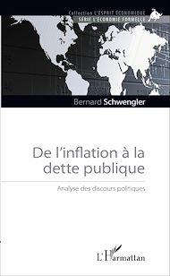 Téléchargez le livre :  De l'inflation à la dette publique