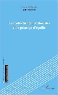 Téléchargez le livre :  Les collectivités territoriales et le principe d'égalité
