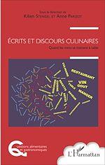 Téléchargez le livre :  Écrits et discours culinaires