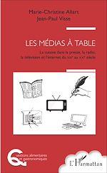 Téléchargez le livre :  Les médias à table