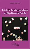 Télécharger le livre :  Précis de fiscalité des affaires en République de Guinée