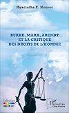 Télécharger le livre :  Burke, Marx, Arendt et la critique des droits de l'homme