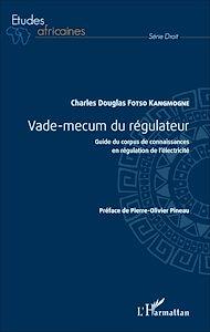 Téléchargez le livre :  Vade-mecum du régulateur
