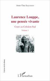 Téléchargez le livre :  Laurence Louppe, une pensée vivante