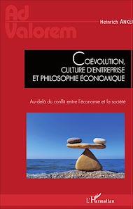 Téléchargez le livre :  Coévolution, culture d'entreprise et philosophie économique