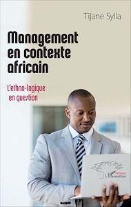 Téléchargez le livre :  Management en contexte africain