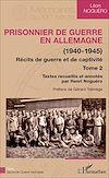 Télécharger le livre :  Prisonnier de guerre en Allemagne