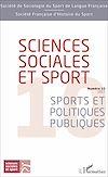 Télécharger le livre :  Sciences sociales et sport