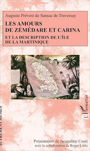 Téléchargez le livre :  Les amours de Zémédare et Carina