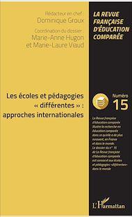 """Téléchargez le livre :  Les écoles et pédagogies """"différentes"""" : approches internationales"""