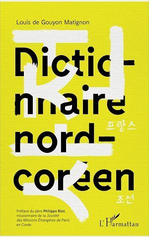 Téléchargez le livre :  Dictionnaire nord-coréen