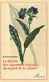 Télécharger le livre :  Théorie des signatures végétales au regard de la science