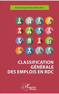 Téléchargez le livre :  Classification générale des emplois en RDC
