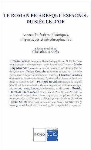Téléchargez le livre :  Le roman picaresque espagnol du Siècle d'Or