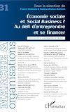 Télécharger le livre :  Economie sociale et Social Business ?