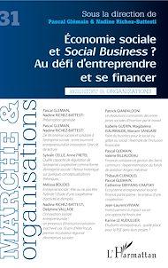 Téléchargez le livre :  Economie sociale et Social Business ?