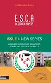 Télécharger le livre :  E.S.C.A. research papers issue 4 new series