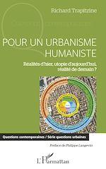 Téléchargez le livre :  Pour un urbanisme humaniste