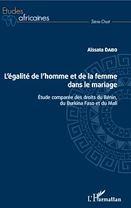 Téléchargez le livre :  L'égalité de l'homme et de la femme dans le mariage