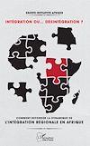 Télécharger le livre :  Intégration ou... désintégration ?