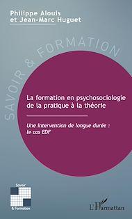 Téléchargez le livre :  La formation en psychosociologie de la pratique à la théorie