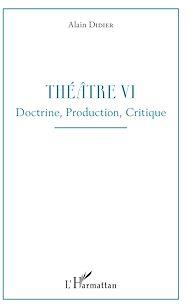 Téléchargez le livre :  Théâtre VI