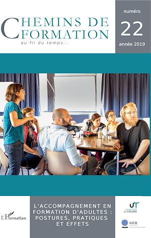 Téléchargez le livre :  L'accompagnement en formation d'adultes : postures, pratiques et effets