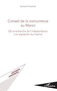 Téléchargez le livre :  Conseil de la concurrence au Maroc