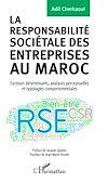 Télécharger le livre :  La responsabilité sociétale des entreprises au Maroc