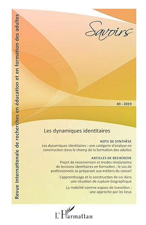 Téléchargez le livre :  Les dynamiques identitaires