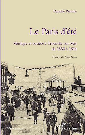 Téléchargez le livre :  Le Paris d'été