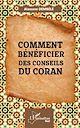 Télécharger le livre : Comment bénéficier des conseils du Coran