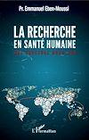 Télécharger le livre :  La recherche en santé humaine