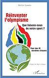 Télécharger le livre :  Réinventer l'olympisme