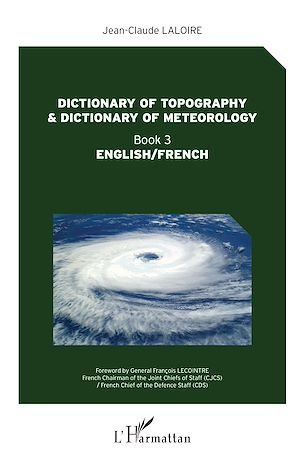Téléchargez le livre :  Dictionary of topography and dictionary of meteorology