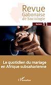 Télécharger le livre :  Le quotidien du mariage en Afrique subsaharienne