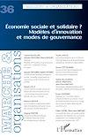 Télécharger le livre :  Economie sociale et solidaire ? Modèles d'innovation et modes de gouvernance